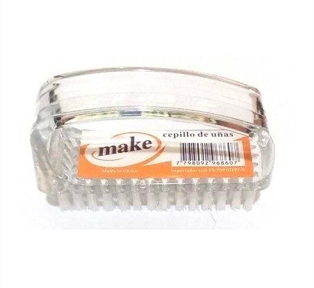 Cepillo de uñas Make