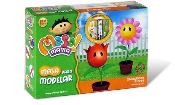 Masas creaciones de flores Irv Toys art 61