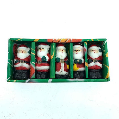 Set de 5 velas en caja Soifer