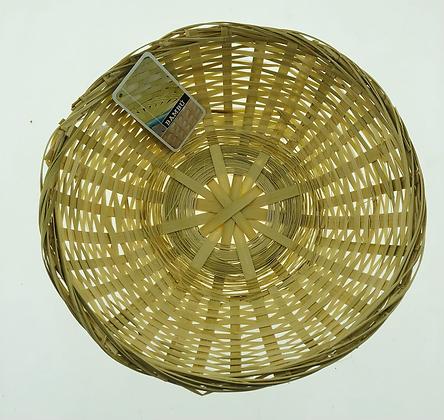 Cesta redonda bamboo 22 cm Soifer 11-9
