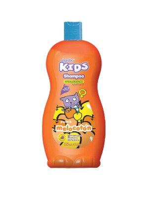 Kids shampoo 350ml melocoton Algabo art 6043103