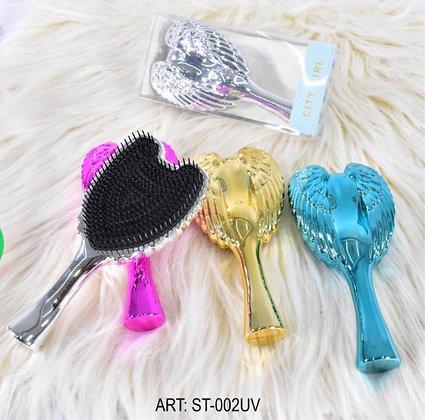 Cepillo de lujo metalizado art 002UV