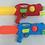 Thumbnail: Pistola de agua Base-x Extreme 43x28x7cm Sebigus art 61340