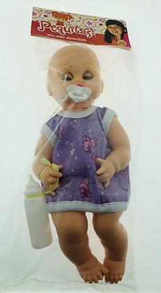 Bebé ojos movibles Irvtoys art6600
