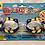 Thumbnail: Antiparras infantiles con animalitos Verdecchia art 211/2/3/4/5/6/