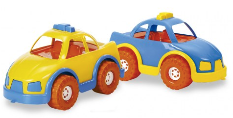 Action car 44x23x23cm Rondi