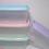 Thumbnail: Hermetico cuadrado 4000cc tapa pastel Tay plast