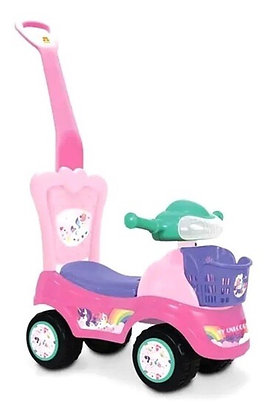 Andarin unicornio con barra kuma