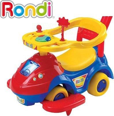 Caminador andador 2 en 1 Funny Top Rondi art 3036