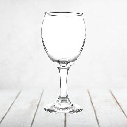 Copa de vidrio agua aragon
