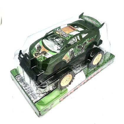 Camion militar friccion 20x12x10cm  Sebigus art 50143
