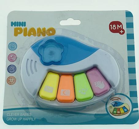 Órgano a pila con luz y sonido art 9109