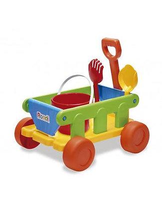 Wagon con accesorios Rondi art 3097