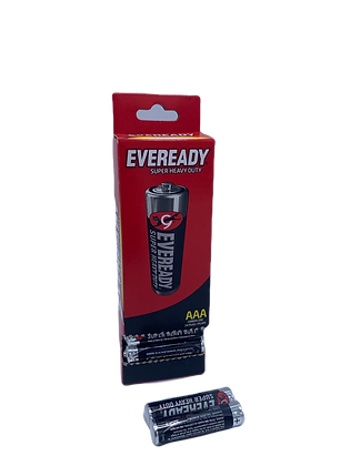 Pack 2 pilas AAA Eveready
