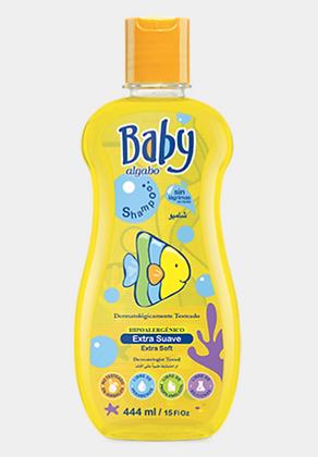 Baby shampoo 444ml extra suave Algabo art 3343441