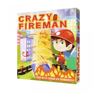 Crazy Fireman  YUYU art 297y