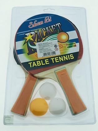 Paletas  de Ping pong art 19-4