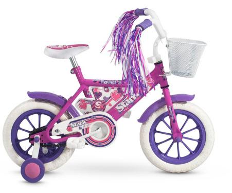 Bicicleta rod 12 Pink Stark art 6055