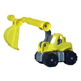 Excavadora amarilla Duravit 20x12cm art 359