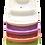 Thumbnail: Escurridor de cubiertos Yesi linea Pastel art S004