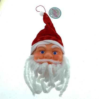 Cara papá Noel 40cm Soifer