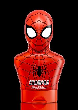 Shampoo Spider man 350ml Algabo 4243005