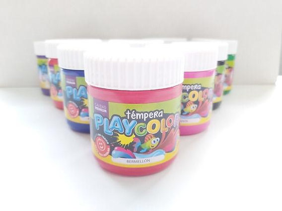 Tempera 300g Playcolor