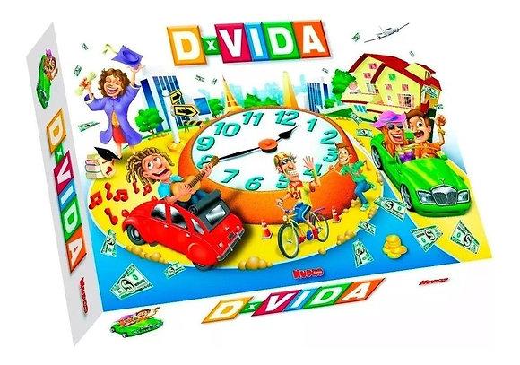 D x Vida(juego de la vida) Nupro caja 41x28,5x6,5cm