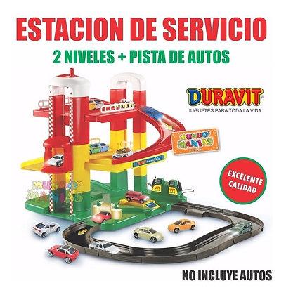 Estación de servicio 2 niveles Duravit art 699