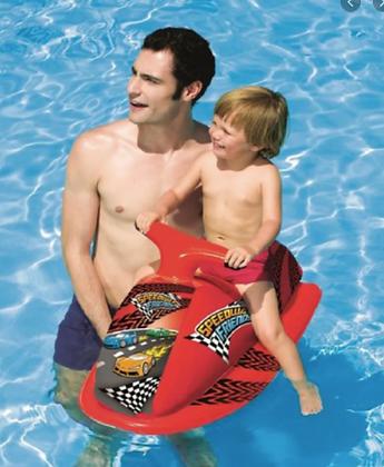 Moto de agua inflable 89x46cm Bestway art 41001