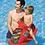 Thumbnail: Moto de agua inflable 89x46cm Bestway art 41001