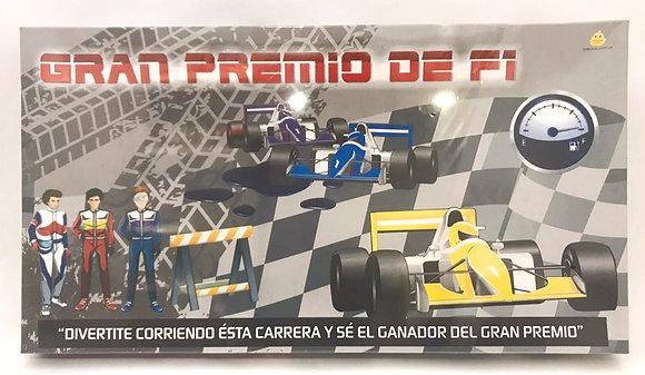 Juego de recorrido Gran premio F1 YUYU