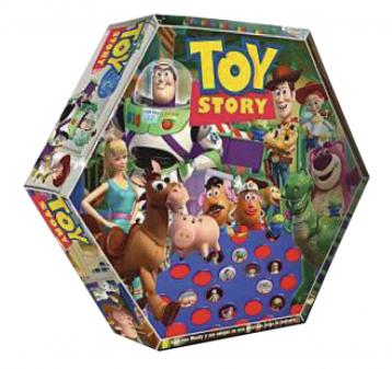 Juego de memoria Toy Story YUYU