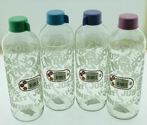 Botella jugó 950 cm tapa pastel Daysal