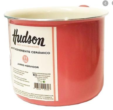 Jarro hervidor ceramica antiadh 11cm pastel Hudson art AC29A