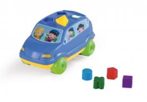 Baby car autito didactivo Rivaplast