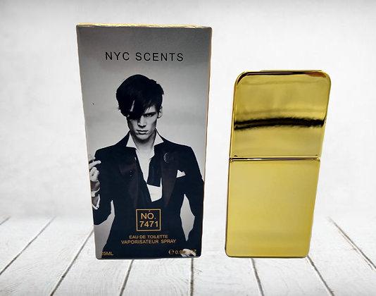 Perfume hombre 25cc