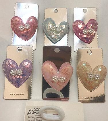 Colita corazon cl3719c