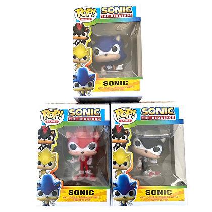 Funko Pop Sonic 10cm TR JU-3177