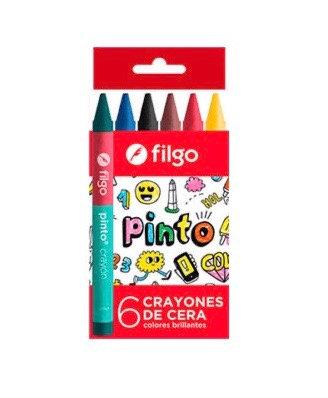 Crayones Filgo x6
