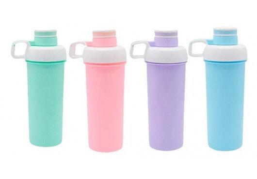 Botella shaker batidor pastel Cliker