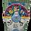 Thumbnail: Libro+puzzle+crayones+stickers Minnie Vertice art 4274