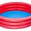 Thumbnail: Pileta inflable 3 anillos 122x25cm Jilong art 10303