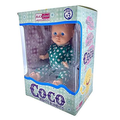 Coco en caja 35cm Maxplast art 625