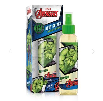 Colonia Hulk 125ml Algabo art 4232001