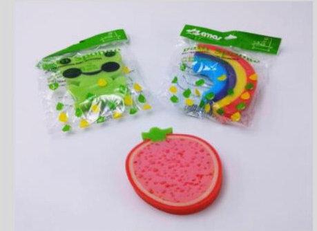 Esponjas de baño con formas Paco BA-32499
