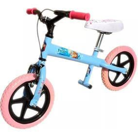 Bicicleta sin pedales Frozen original Magic Makers