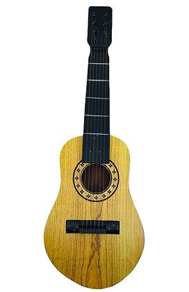 Guitarra de madera 6 cuerdas 60cm suena de verdad Julia