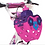 Thumbnail: Bicicleta nena Pink rod 14 Stark art 6094