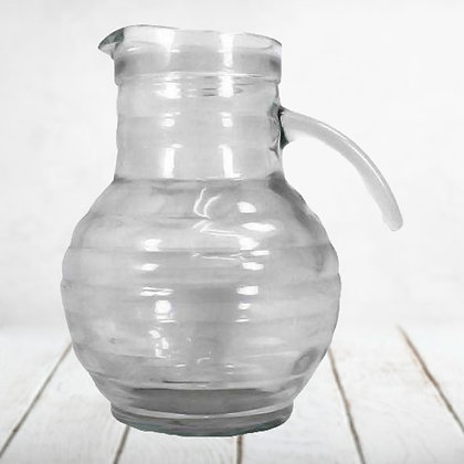 Jarra de vidrio Espiral 1,5 litros Rigolleau